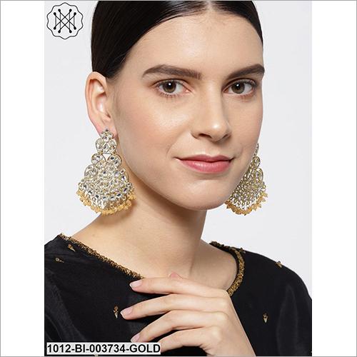 Ladies Modern Earring