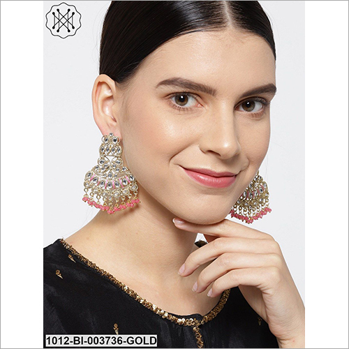 Studded Artificial Earring