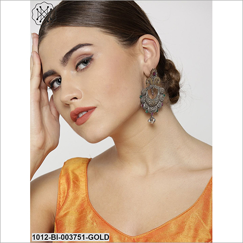 Ladies Artificial Fancy Earring