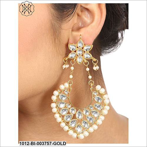 Pearl Beaded Earring