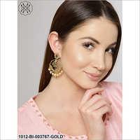 Pearl Beaded Designer Earring