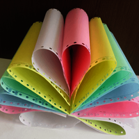 carbonless paper continuous forms