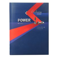 A-5 Size pvc sheet 5 Subject wiro note book - 300 pages