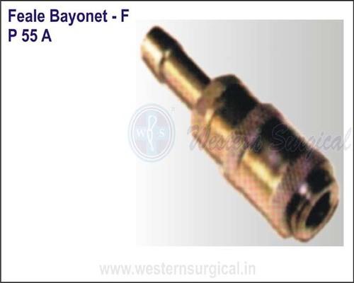 Female Bayonet - F