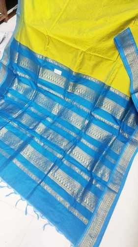 Cotton Gardowal Saree