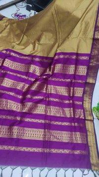 Cotton Gardowal Saree
