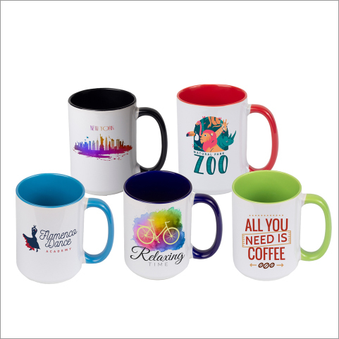 Inner Color Protional Mugs