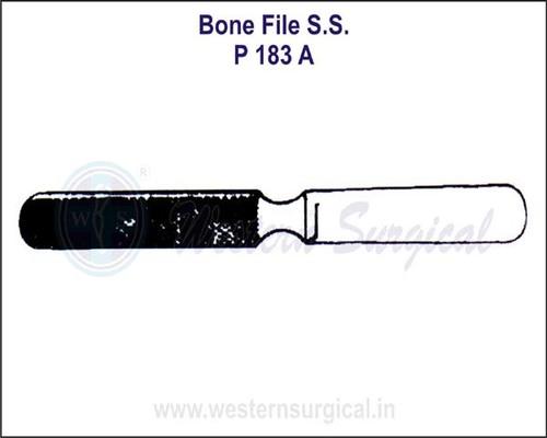 Bone File S.S.