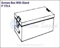 Screws Box with Stand