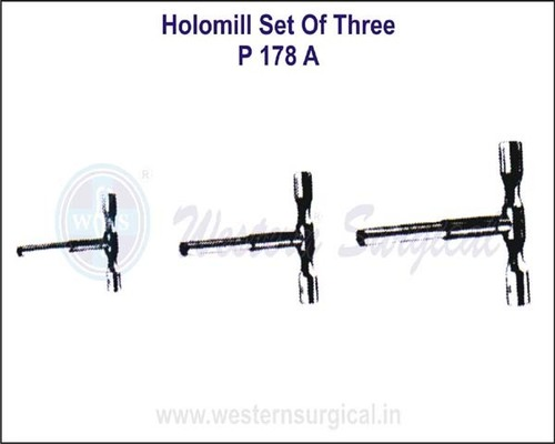 Holomill Set of Three