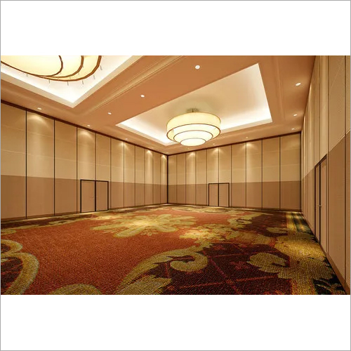 ACOUSTIC OPERABLE WALLS