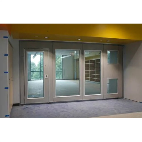 Glass Movable Partitons