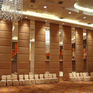 Acoustic Movable Walls