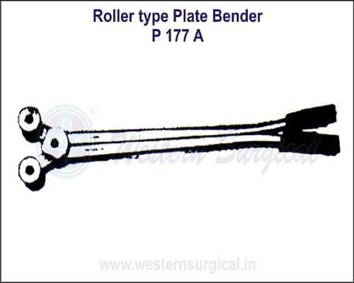Roller Type Plate Bender