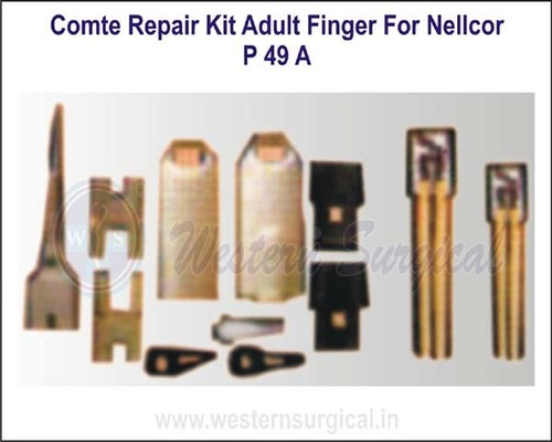 Comte Repair Kit Adult Finger for Nellcor(Available with 1.1m or 3 m)