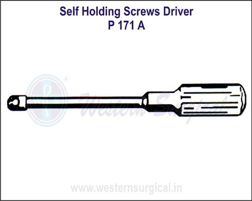 Self Holding Screws Driver