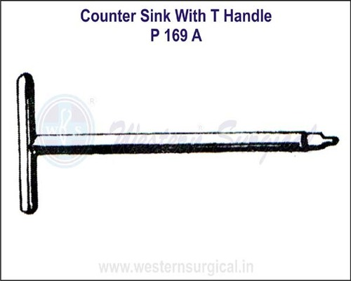 Counter Sink with Handle