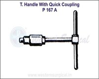 T. Handle with Quick Coupling