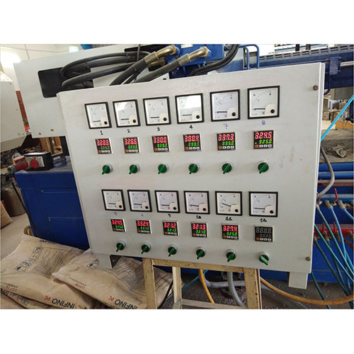 Hot Runner Control Panel