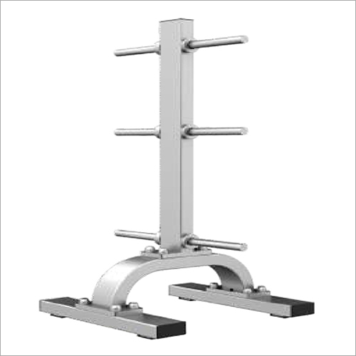Gym Vertical Plate Stand