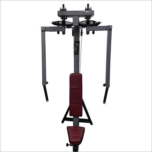 Rear Delt Fly Machine