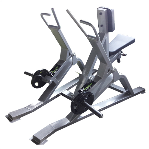 Free Weight Mid Row Machine