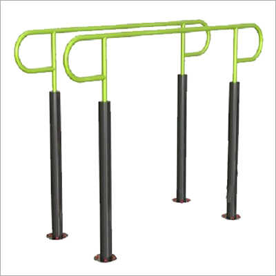 Outdoor Parallel And Double Bar Application: Tone Up Muscle