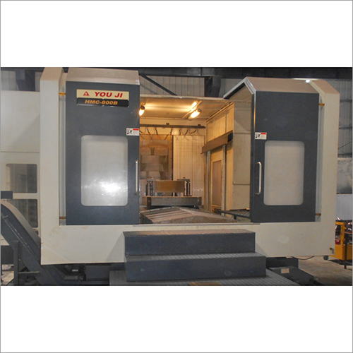 Hmc Machine Outer Machining