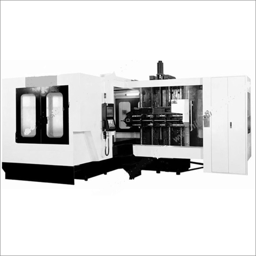 Multi Functional Horizontal Cnc Deep Hole Drilling Machine