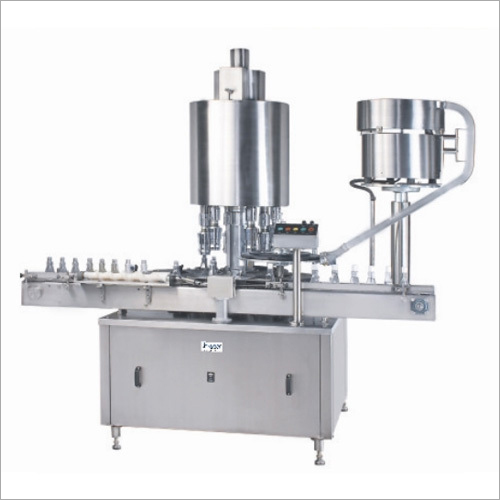 Pharma Capping Machinery