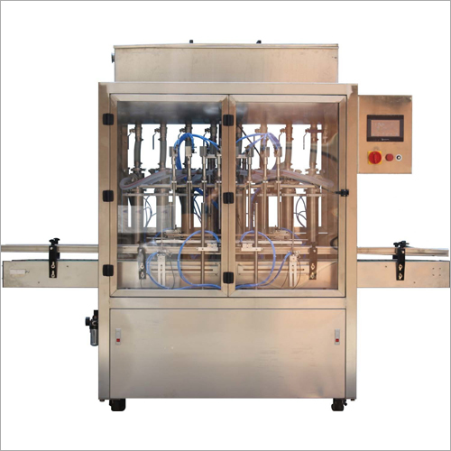 SERVO FILLING MACHINE