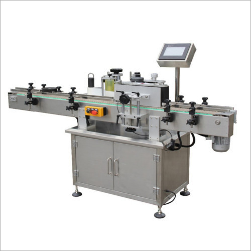 AUTOMATIC HIGH SPEED STICKER LABELING MACHINE