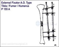 External Fixator A.O.Type (TIBIA / FUMER / HUMERUS)