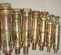Bolt Type Anchor Fasteners
