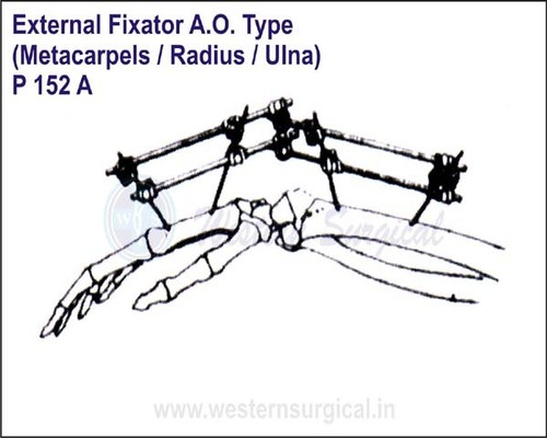 External Fixator A.O.Type