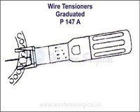 Wire Tensioners - Graduated