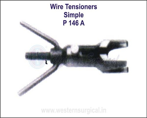 Wire Tensioners - Simple