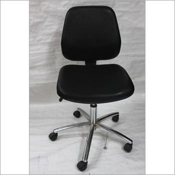 ESD Safe Chair With Half Back
