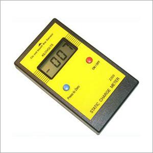 Static Charge Meter Digital