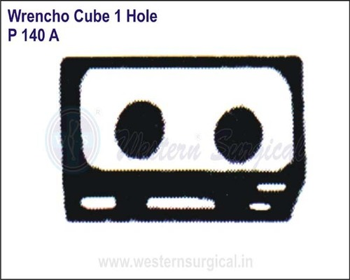 Wrencho Cube 1 Hole