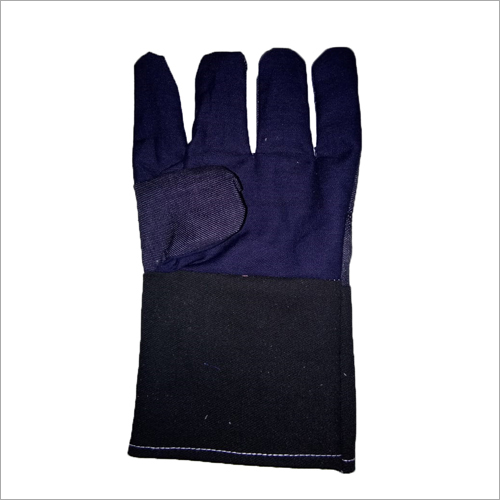 Denim Hand Gloves