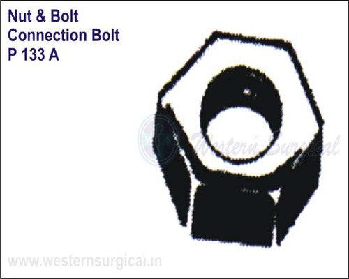 Nut Connection Bolt