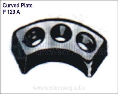 Curved Plate