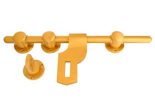 Brass V Plain Aldrop Heavy
