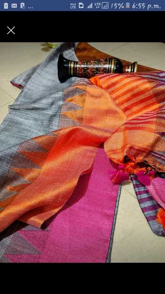 Viscos Temple Saree