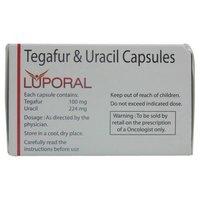Tegafur And Uracil Capsules