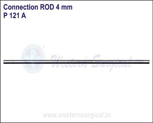 Connection ROD 4 mm