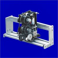 Ribbon Printer Coding Device (For Automatic Pouch Packing Machines)