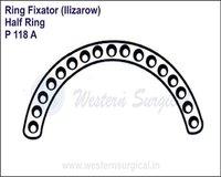 Ring Fixator Half