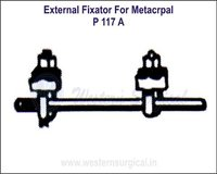 External Fixator For METACRPAL